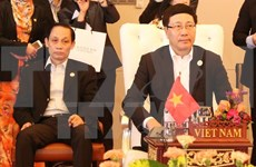 Vietnam supports ASEAN's cooperation priorities