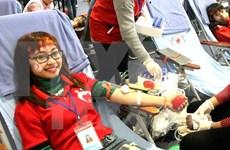 Blood donation festival kicks off in Hanoi