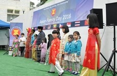 Vietnam attends ASEAN Family Day in Hong Kong