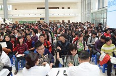 25,000 young people take part in blood donation festival