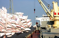 Vietnam exports over 1mln tonnes of rice in two months