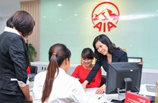 AIA Vietnam sees excellent results in 2015
