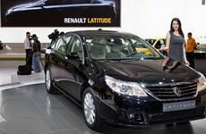 Renault Russia starts to export cars to Vietnam