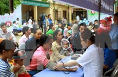 New project to provide free healthcare