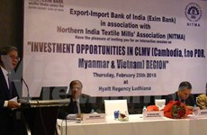 Vietnam calls for investment from Indian apparel mills