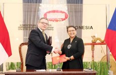 Indonesia, Czech enhance economic links
