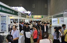 Major expos on support industries open in HCM City