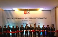 Vietnam-Korea FTA Support Centre opens