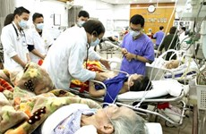 Hospitals face more competition as funding falls