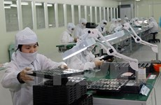 RoK firm cooperates in developing support industry