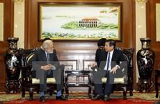 Ho Chi Minh City welcomes UK investors