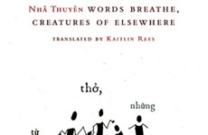 Thuyen's poems printed in English