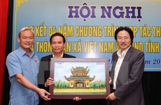 VNA, Dong Nai review four-year communications cooperation