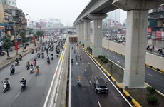 Hanoi's transport infrastructure alarming
