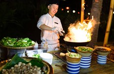Noble chefs to meet in Hoi An for first food festival