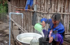Soc Trang: Reserving fresh water vital in dry season