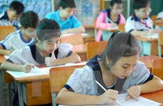 Vietnam to host Int'l Kangaroo math contest