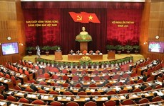 First working day of Party Central Committee's 2nd plenum