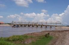 Tra Vinh announces salinity intrusion emergency