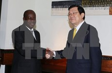 Vietnam, Tanzania target stronger legislative ties