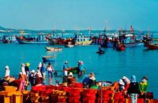 Exhibition features beauty of Hoang Sa Flotilla's homeland