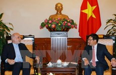 Vietnam, Iran to discuss improving bilateral trade
