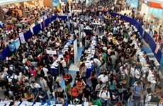 Philippines: unemployment rate falls to lowest in 10 years
