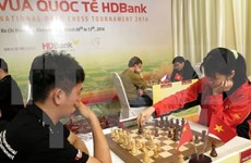 Chinese chess player wins HDBank Cup