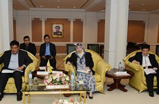Brunei, Singapore reinforce defense cooperation
