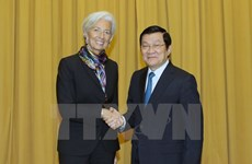 IMF vows to help Vietnam gain macro-economic stability