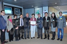 Vietnamese expats send concerns over East Sea issue to EP