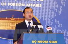 China's construction on Hoang Sa violates Vietnam's sovereignty