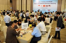 Trade connectivity enhanced among Japan, Vietnam, ASEAN enterprises