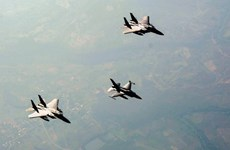 Singapore, Thailand, US conclude joint air exercise