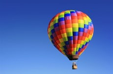 Hot air balloon show coming to Hue Festival