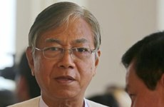 Vietnamese leaders send congratulations to Myanmar's new President