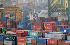 Singapore's exports rise unexpectedly in February