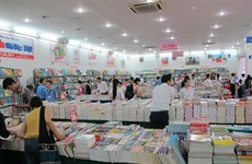 HCM City Book Expo promotes reading