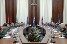 Vietnam, Russia hold second deputy ministerial defence strategy dialog