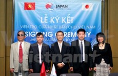 Japan funds Vietnam's transport and education projects