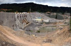 Mass of hydropower plants in Dak Lak out of work