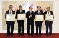 Vietnam News Agency supports trade union sector