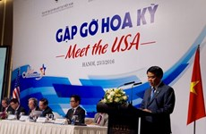 Hanoi courts US investment