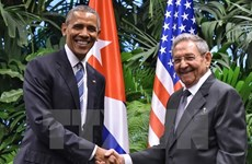 Vietnam welcomes US President's official visit to Cuba