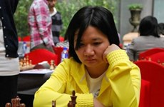 Vietnamese women retain lead at Asian Nations Cup chess event