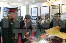 Exhibition on Truong Sa, Hoang Sa opens in Bac Lieu