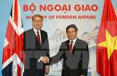 Vietnam, UK mull over ways to foster strategic partnership