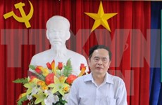 Tran Thanh Man appointed as front Vice President- General Secretary