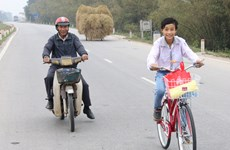 New bikes facilitate young commuters in Thai Nguyen