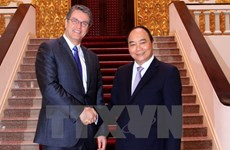 Prime Minister welcomes WTO Director-General